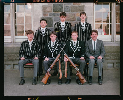 Negative: Christ's College Shooting Team 1992