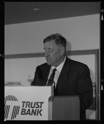 Negative: Ken Douglas Trust Bank