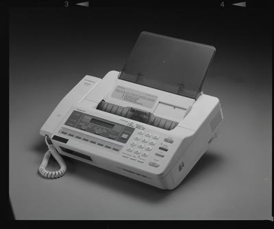 Negative: Panasonic Panafax UF-121 Fax Machine