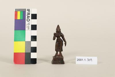 Ceremonial Artefact: Standing parvati