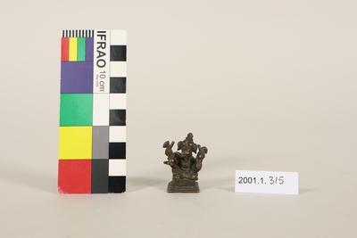 Ceremonial Artefact: Ganesh-Deccan