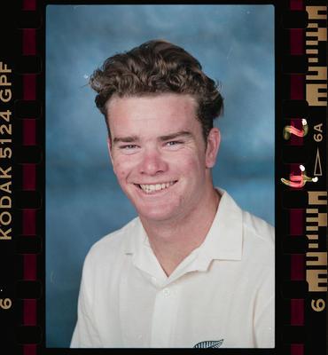 Negative: Dion Nash NZ Cricket 1992