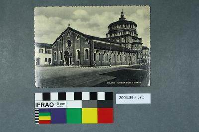 Postcard: Milano