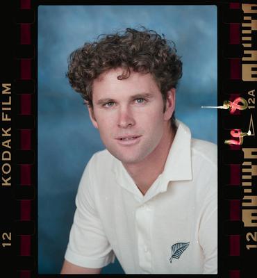 Negative: Chris Cairns NZ Cricket 1992