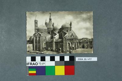 Postcard of the Basilica di S. Antonio