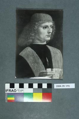 Postcard of Musico Franchino Gaffurio