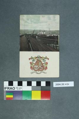 Postcard: Admiralty Pier