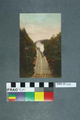 Postcard: Witley