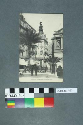 Postcard: Toulon