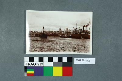 Postcard: The Harbour