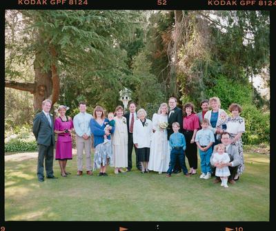 Negative: Stott-Crooks Wedding