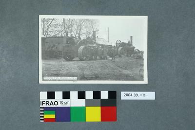 Postcard: Stickney Fen