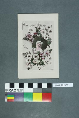 Postcard: May Love