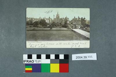 Postcard: Royal Infirmary