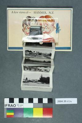Postcard: A Few Views
