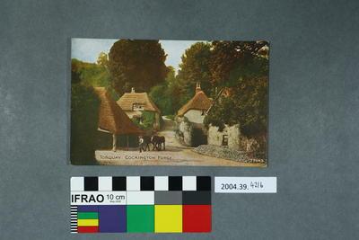 Postcard: Torquay
