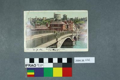 Postcard: Windsor