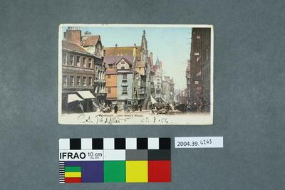 Postcard: Edinburgh