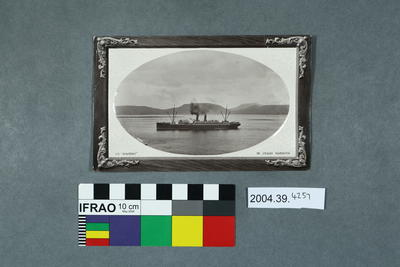 Postcard: S.S. Maheno