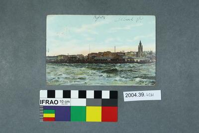 Postcard: Liverpool