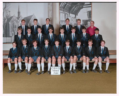Negative: CBHS Form 7BY 1993
