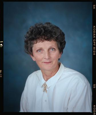 Negative: Mrs Washington Portrait