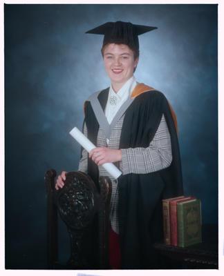 Negative: Anna Dooley Graduate