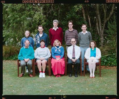 Negative: DSIR Group 1992