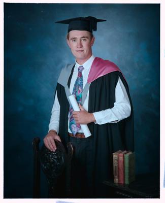 Negative: Mr Dickson Graduate
