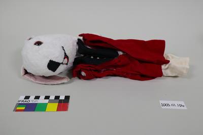 Hand Puppet: White Rabbit