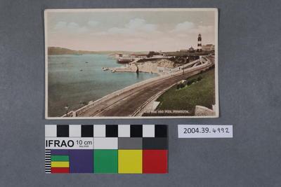 Postcard: The Hoe