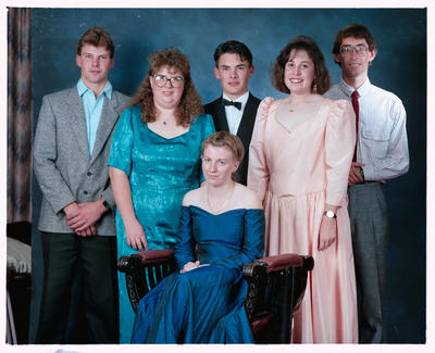 Negative: Villa Maria Ball 1992