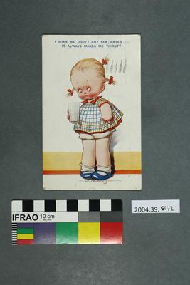 Postcard: I Wish