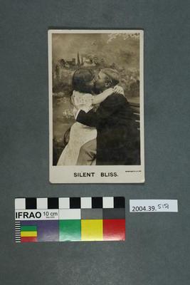 Postcard: Silent Bliss