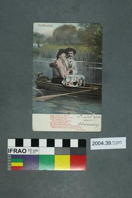 Postcard: In Love's Dreamland