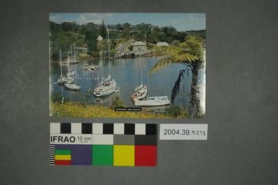 Postcard: Kerikeri
