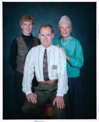 Negative: Howison Family Polytech Graduate 1992