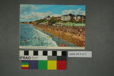 Postcard: West Cliff