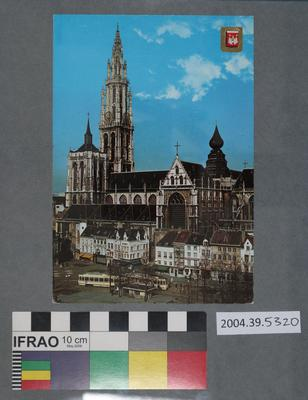 Postcard of the Cathedral of Our Lady