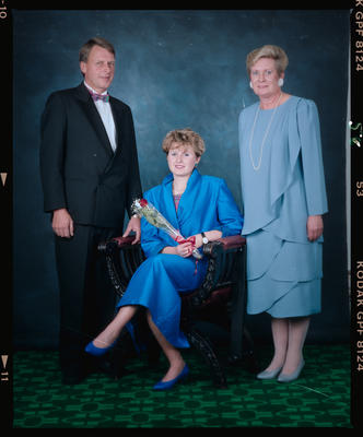 Negative: Marian College Ball 1992