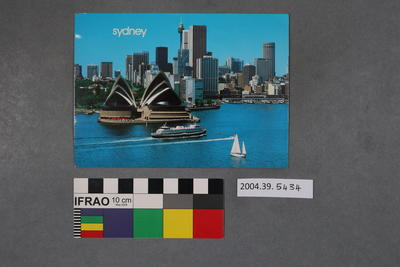 Postcard: Sydney