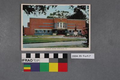 Postcard: Southland Musuem