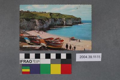 Postcard: North Landing