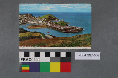 Postcard: Ilfracombe