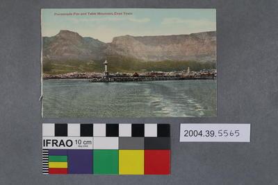 Postcard: Promenade Pier