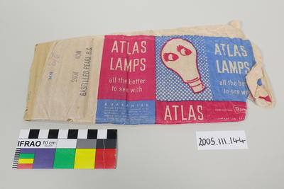 Wrapper: Atlas Lamps
