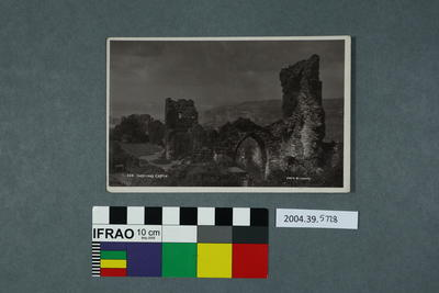 Postcard: Hastings Castle