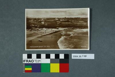 Postcard: Porthmeor Beach