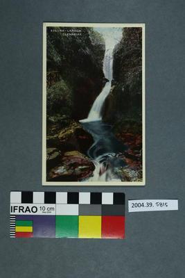 Postcard: Ess-na-laragh
