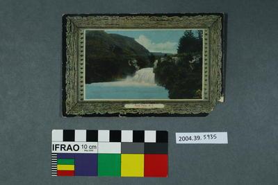 Postcard: Huka Falls